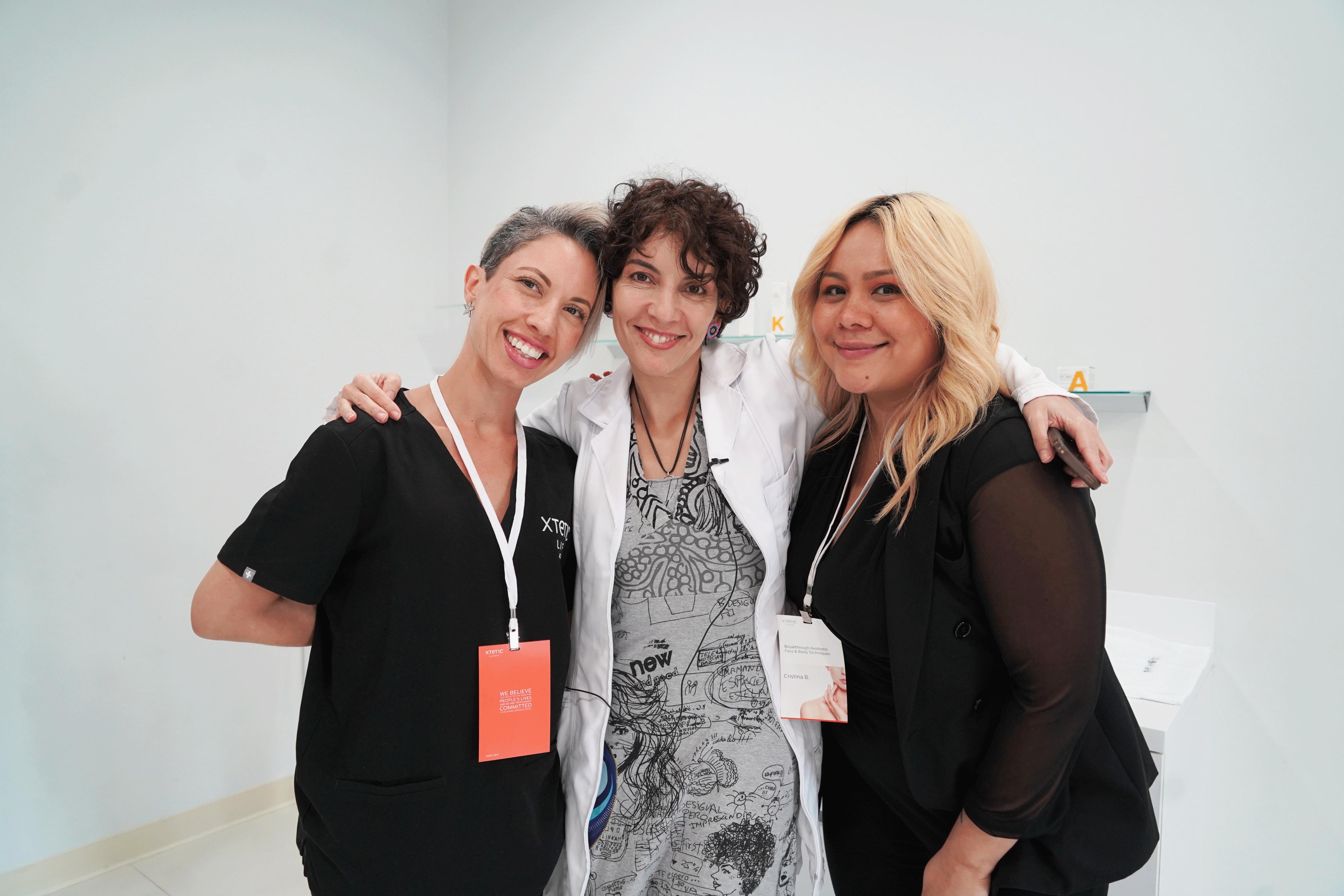 Nuestros expertos Xtetic Colombia combinamos pasión y talento