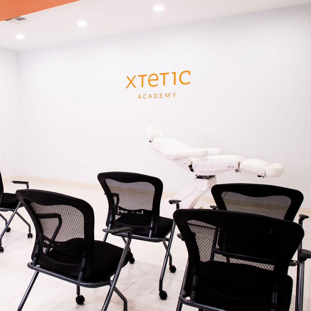 Casa matriz Xtetic Colombia más de 4,000 pies para capacitación