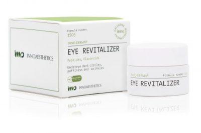 Eye Revitalizer producto antiedad, de hidratación y restructuración